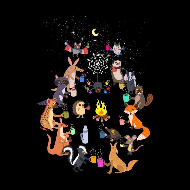 Nocturnal Shift Women's Shoes by kooky love's Artist Shop