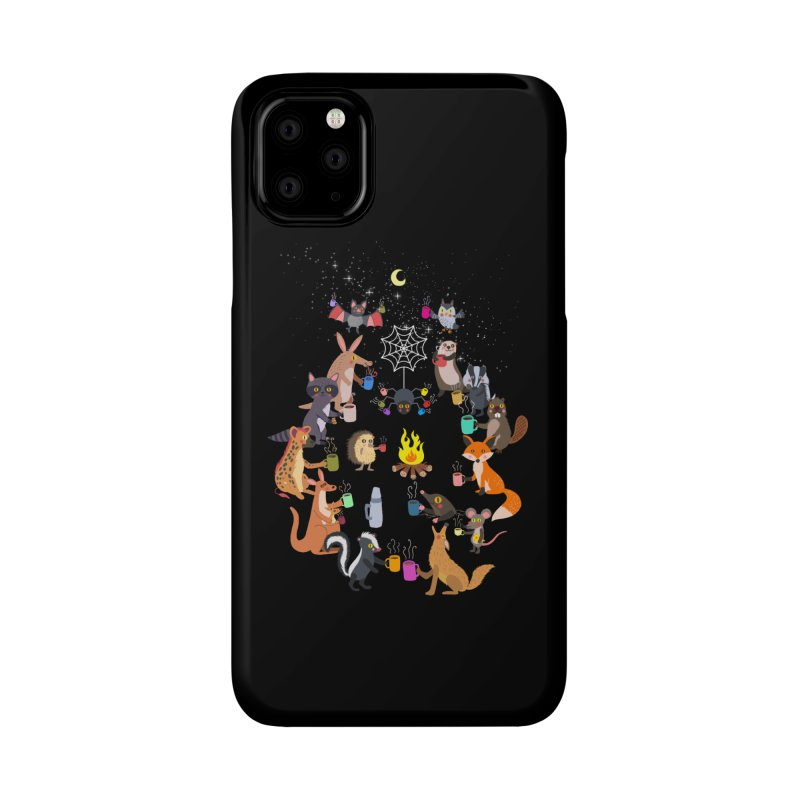 Nocturnal Shift Accessories Phone Case by kooky love's Artist Shop