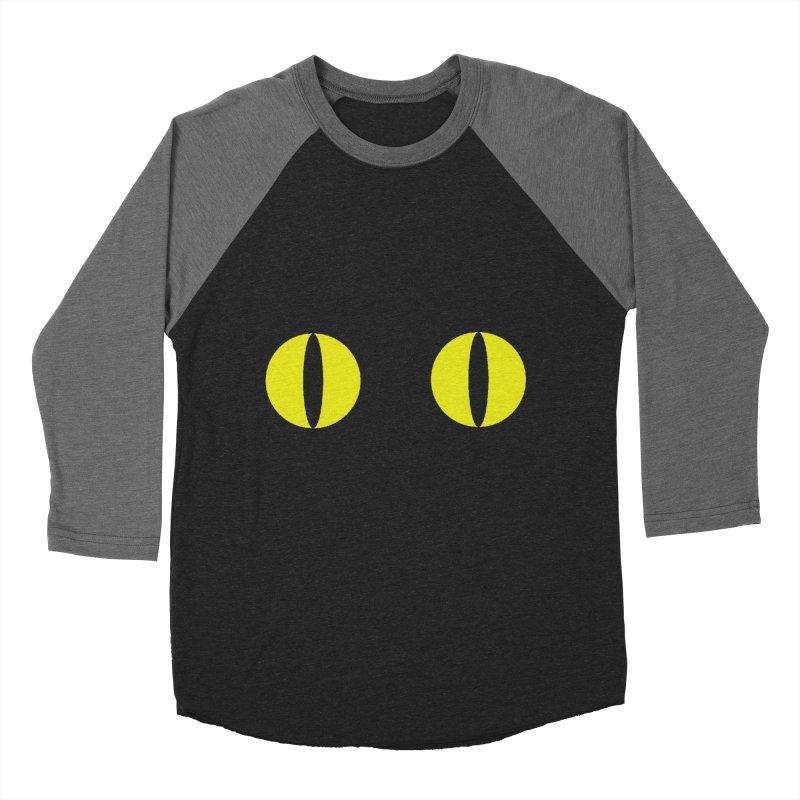 Polcat Dots Men's Baseball Triblend Longsleeve T-Shirt by kooky love's Artist Shop