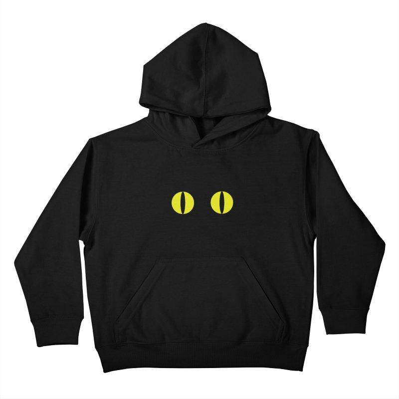 Polcat Dots Kids Pullover Hoody by kooky love's Artist Shop