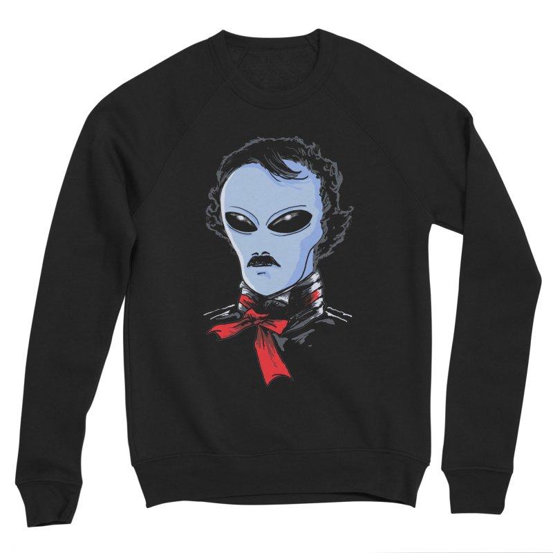 Edgar Alien Poe Men's Sponge Fleece Sweatshirt by kooky love's Artist Shop