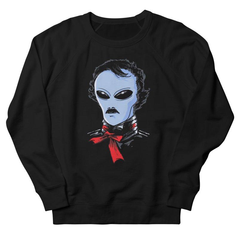 Edgar Alien Poe Women's French Terry Sweatshirt by kooky love's Artist Shop