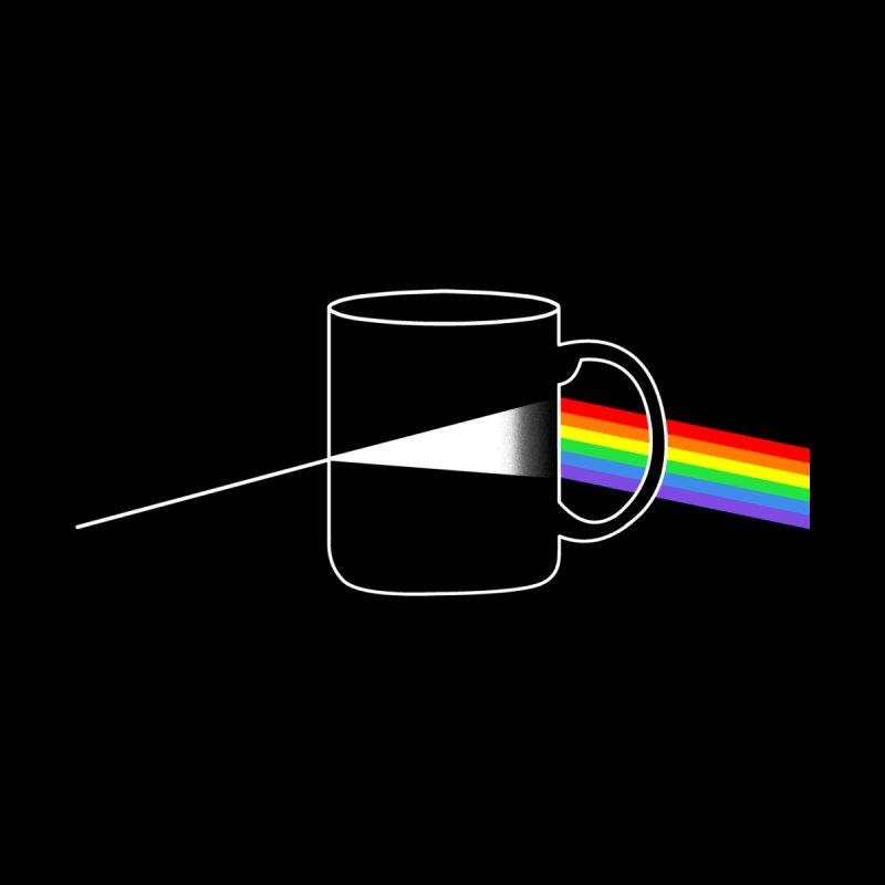 Dark Side of the Coffee by kooky love's Artist Shop