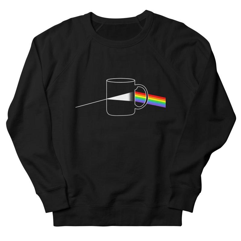 Dark Side of the Coffee Women's French Terry Sweatshirt by kooky love's Artist Shop