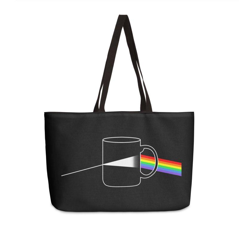 Dark Side of the Coffee Accessories Bag by kooky love's Artist Shop