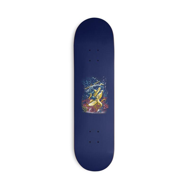 Versus Accessories Deck Only Skateboard by kooky love's Artist Shop