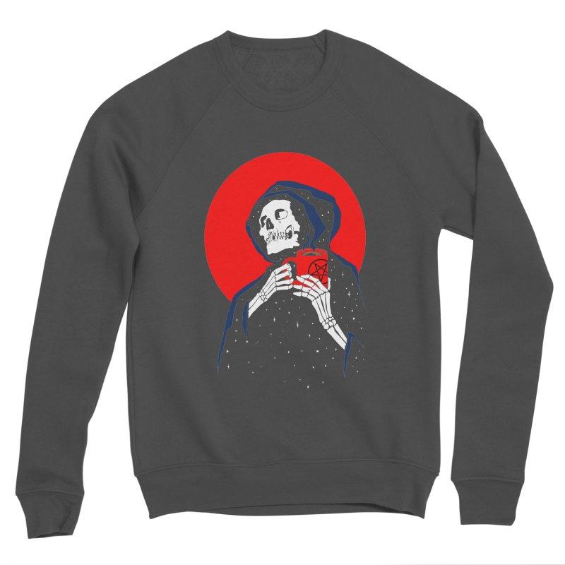 Dark Coffee Men's Sponge Fleece Sweatshirt by kooky love's Artist Shop