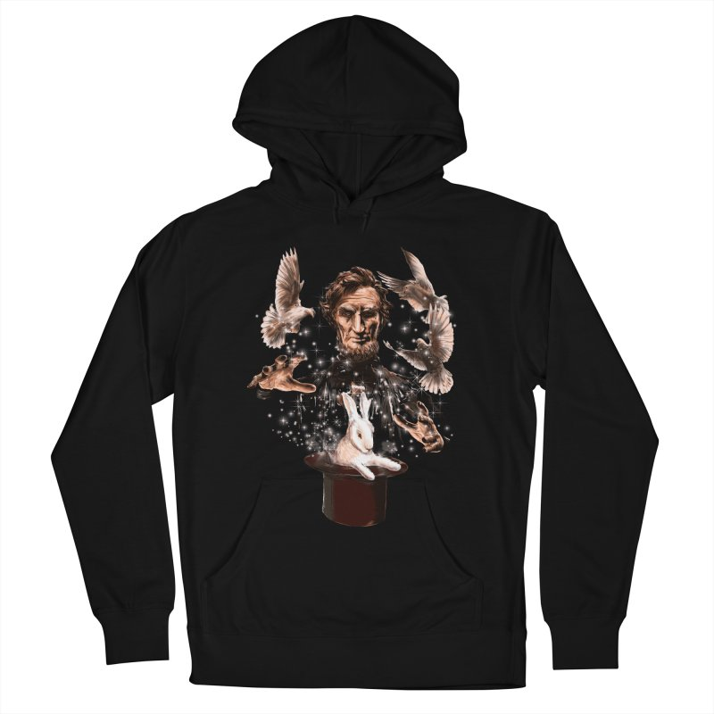 Abecadabra Women's French Terry Pullover Hoody by kooky love's Artist Shop
