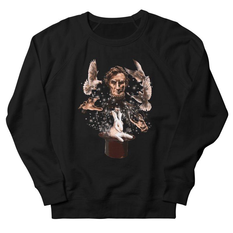 Abecadabra Women's French Terry Sweatshirt by kooky love's Artist Shop