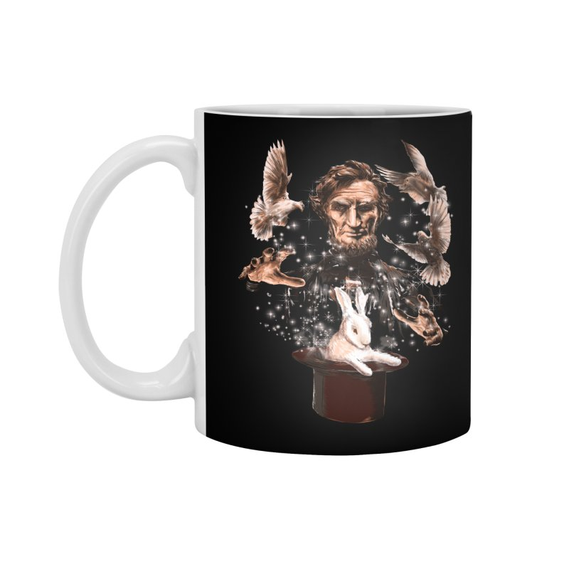 Abecadabra Accessories Standard Mug by kooky love's Artist Shop