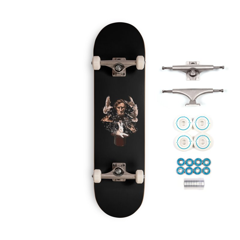 Abecadabra Accessories Complete - Basic Skateboard by kooky love's Artist Shop