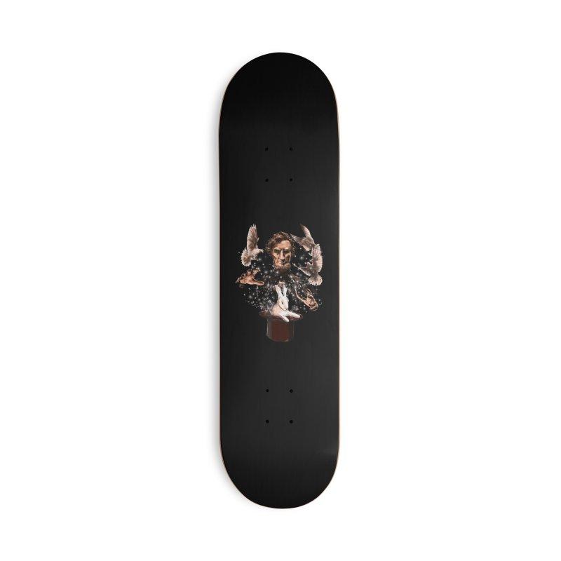 Abecadabra Accessories Deck Only Skateboard by kooky love's Artist Shop