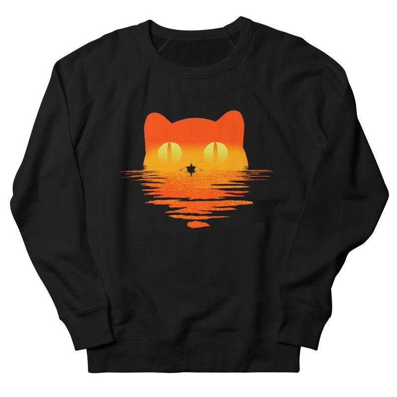 Suncat Women's French Terry Sweatshirt by kooky love's Artist Shop