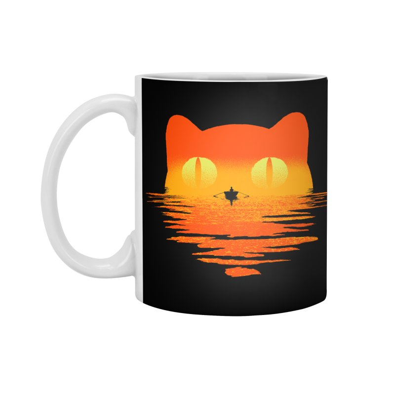 Suncat Accessories Standard Mug by kooky love's Artist Shop