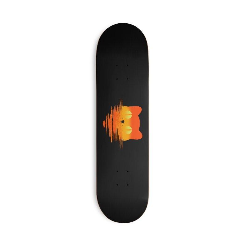 Suncat Accessories Deck Only Skateboard by kooky love's Artist Shop