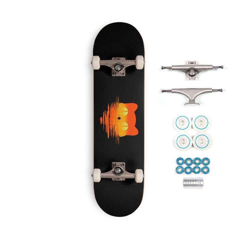 Suncat Accessories Complete - Basic Skateboard by kooky love's Artist Shop