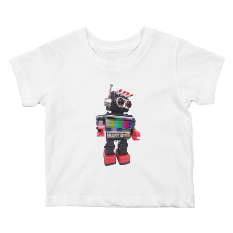 Bleep Kids Baby T-Shirt by kooky love's Artist Shop