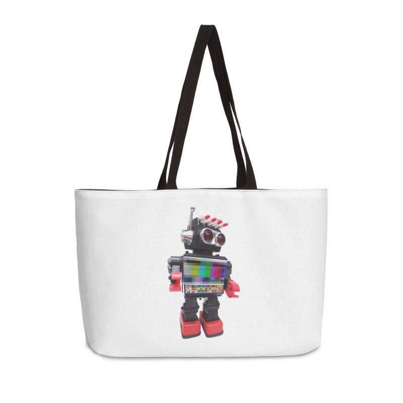Bleep Accessories Bag by kooky love's Artist Shop