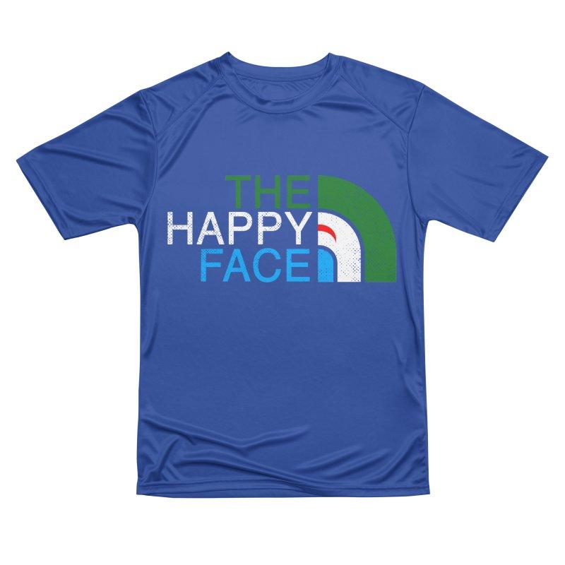 THE HAPPY FACE Men's Performance T-Shirt by kooky love's Artist Shop