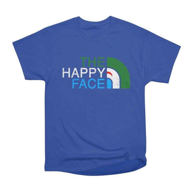THE HAPPY FACE Women's T-Shirt by kooky love's Artist Shop