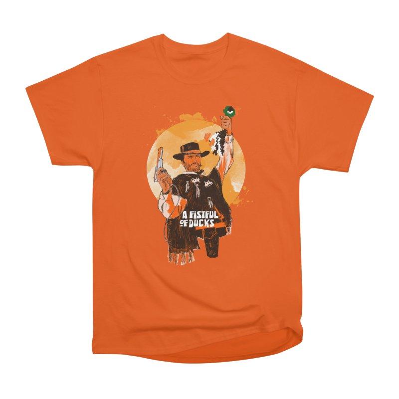A Fistful of Ducks Women's T-Shirt by kooky love's Artist Shop