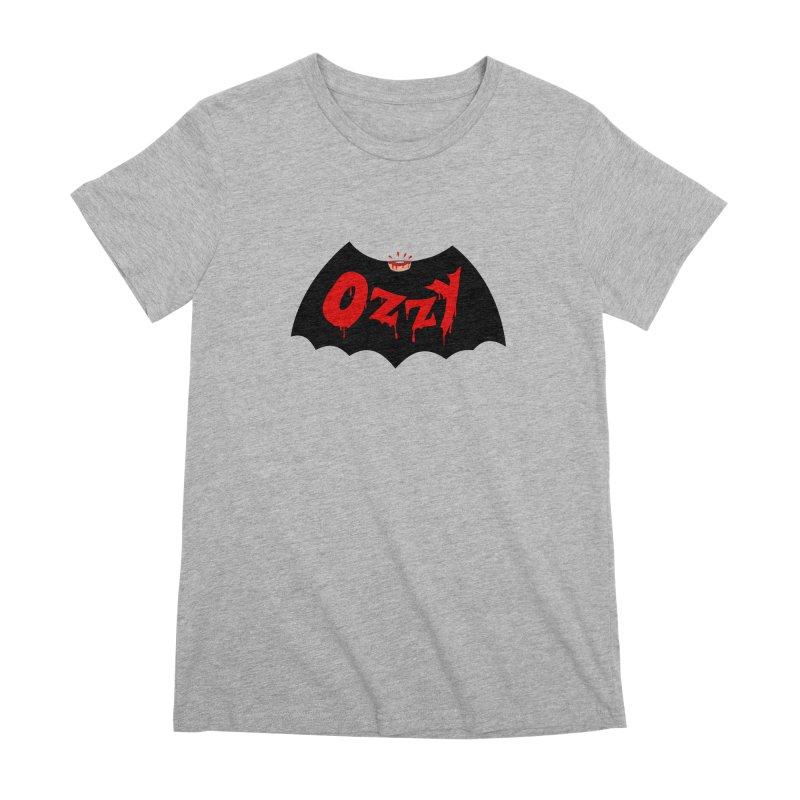 Ozzy Women's Premium T-Shirt by kooky love's Artist Shop