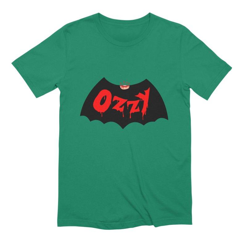 Ozzy Men's Extra Soft T-Shirt by kooky love's Artist Shop