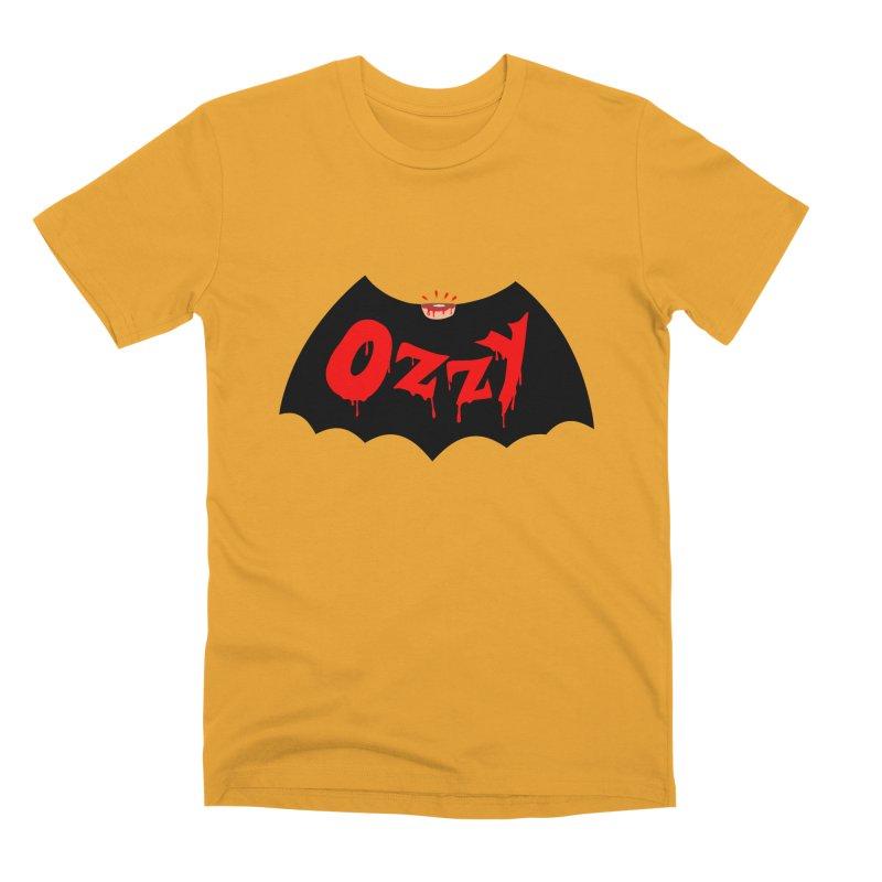 Ozzy Men's Premium T-Shirt by kooky love's Artist Shop