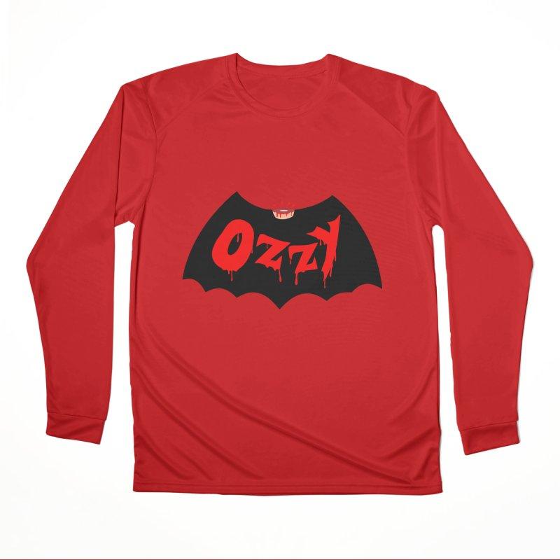 Ozzy Men's Performance Longsleeve T-Shirt by kooky love's Artist Shop