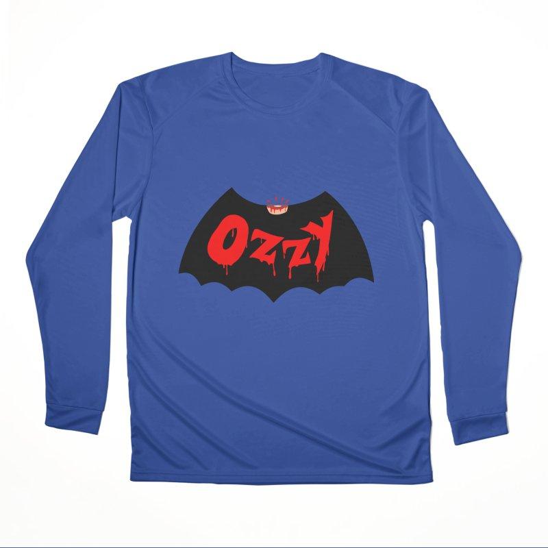 Ozzy Women's Performance Unisex Longsleeve T-Shirt by kooky love's Artist Shop