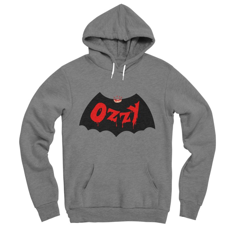 Ozzy Men's Sponge Fleece Pullover Hoody by kooky love's Artist Shop