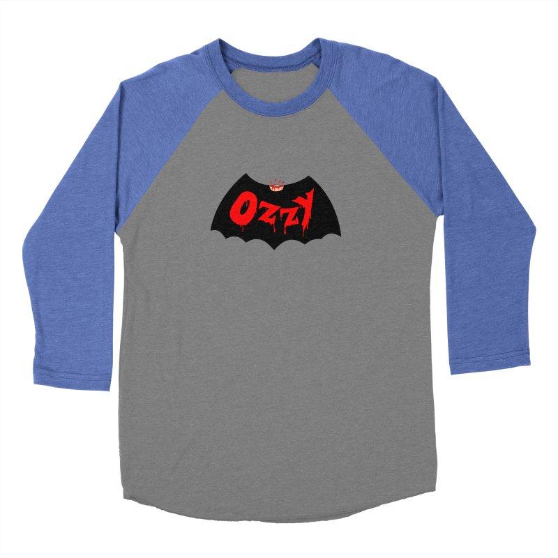 Ozzy Men's Baseball Triblend Longsleeve T-Shirt by kooky love's Artist Shop
