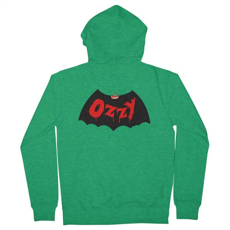 Ozzy Women's Zip-Up Hoody by kooky love's Artist Shop
