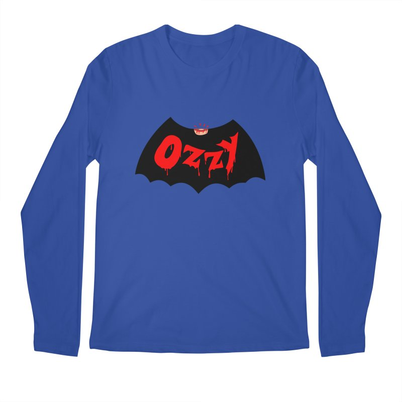 Ozzy Men's Regular Longsleeve T-Shirt by kooky love's Artist Shop