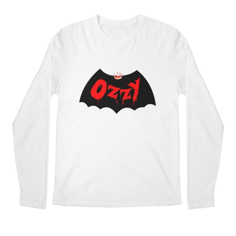 Ozzy Men's Regular Longsleeve T-Shirt by kooky love's Artist Shop