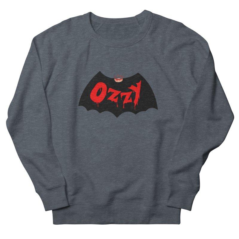 Ozzy Women's French Terry Sweatshirt by kooky love's Artist Shop