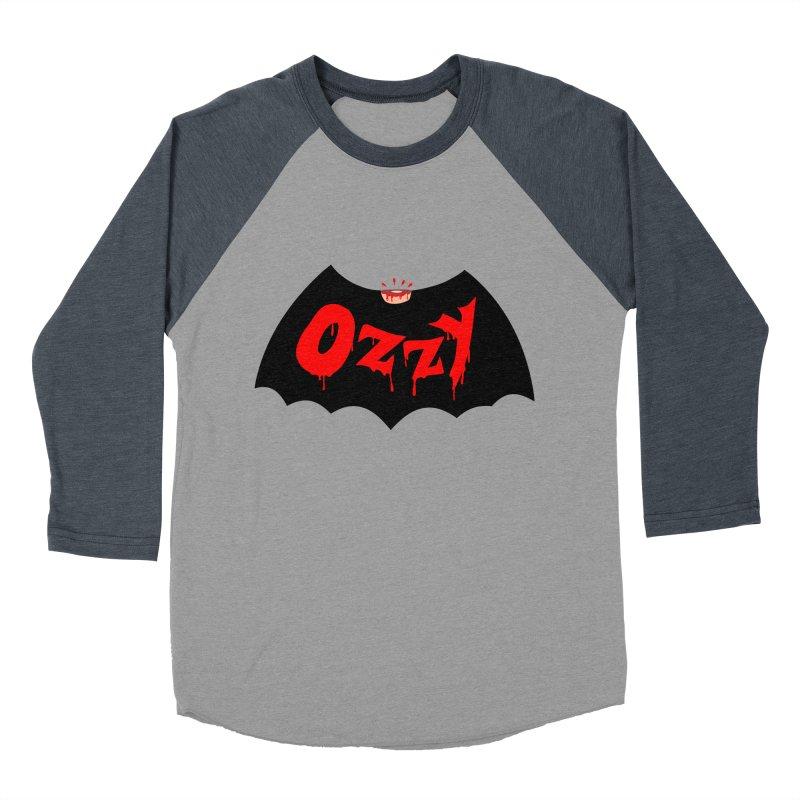 Ozzy Women's Baseball Triblend Longsleeve T-Shirt by kooky love's Artist Shop