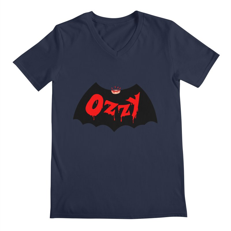 Ozzy Men's Regular V-Neck by kooky love's Artist Shop