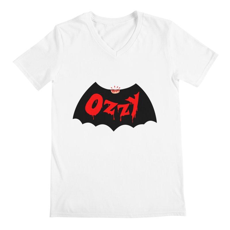 Ozzy Men's Regular V-Neck by kooky love's Artist Shop