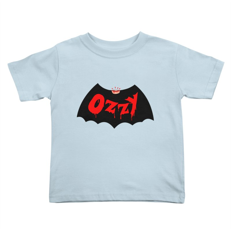 Ozzy Kids Toddler T-Shirt by kooky love's Artist Shop