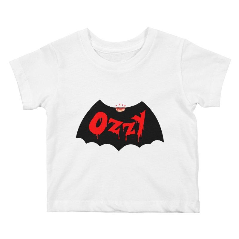 Ozzy Kids Baby T-Shirt by kooky love's Artist Shop