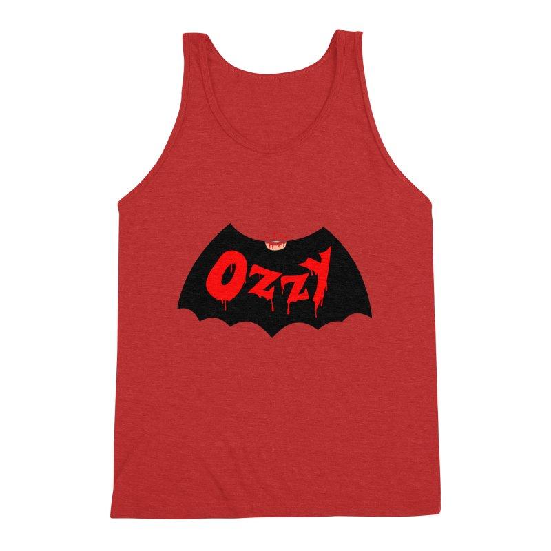 Ozzy Men's Triblend Tank by kooky love's Artist Shop