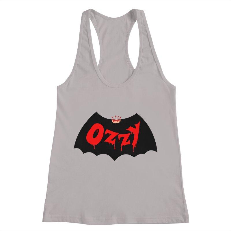 Ozzy Women's Racerback Tank by kooky love's Artist Shop
