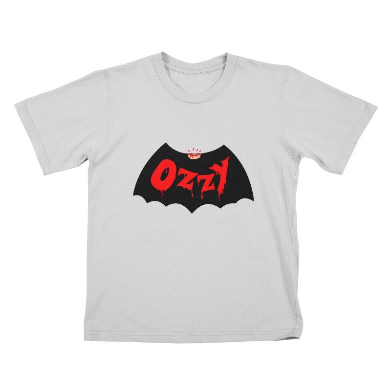 Ozzy Kids T-Shirt by kooky love's Artist Shop