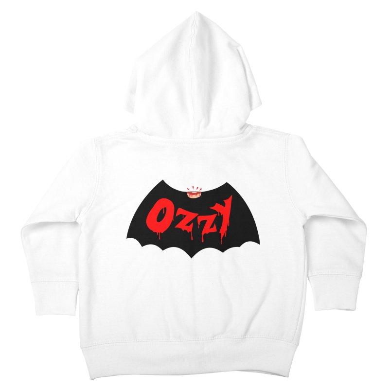 Ozzy Kids Toddler Zip-Up Hoody by kooky love's Artist Shop