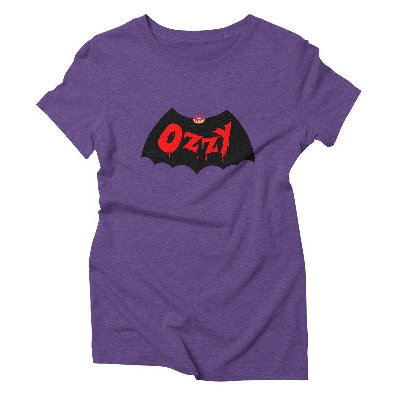 Ozzy Women's Triblend T-Shirt by kooky love's Artist Shop
