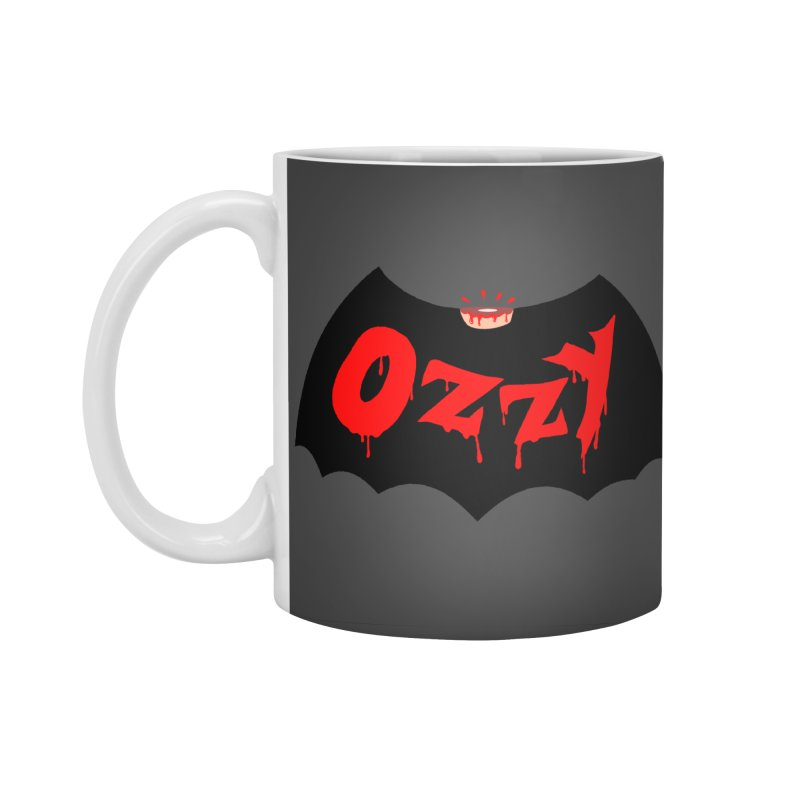Ozzy Accessories Standard Mug by kooky love's Artist Shop