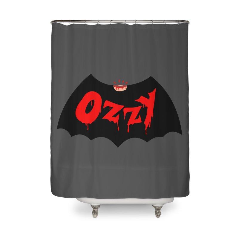 Ozzy Home Shower Curtain by kooky love's Artist Shop