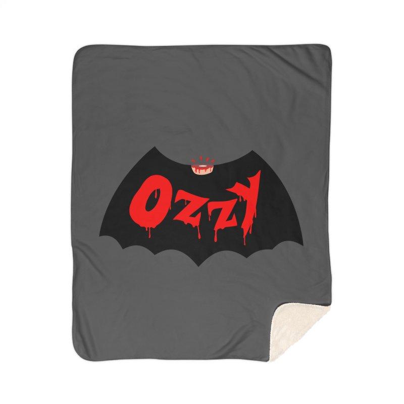 Ozzy Home Sherpa Blanket Blanket by kooky love's Artist Shop