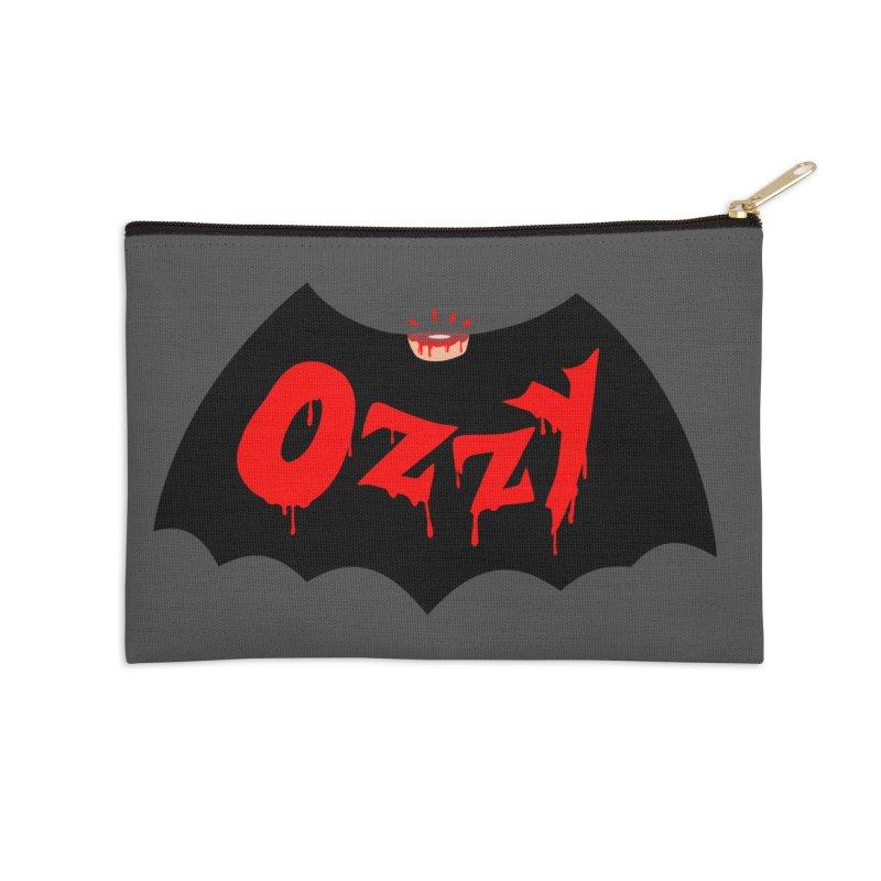 Ozzy Accessories Zip Pouch by kooky love's Artist Shop